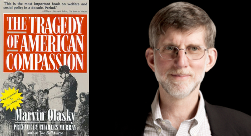 Review: The Tragedy of American Compassion by Marvin Olasky