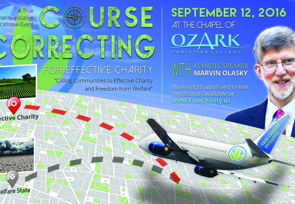 Course Correcting for Effective Charity